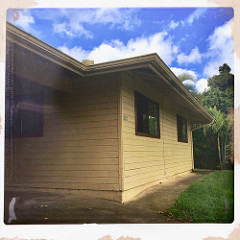 find a cute starter home where you can park your car, Makawao Maui Hawaii for sale, old fashioned charm