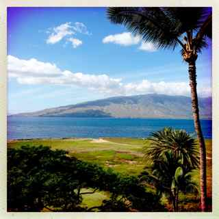 Maui oceanfront condos for sale, sail your kite out front